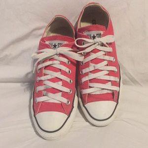 Converse All Stars (Pink) wonen -used